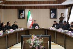 برگزاری جلسه حل مشکلات مالکین زمین های بسیج و توحید ارومیه به ریاست استاندار آذربایجان غربی