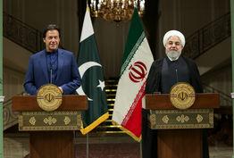 آمریکا به برجام بازگردد و تحریمها را کنار بگذارد/ عمران خان: نمیخواهم درگیری در منطقه بروز کند/ ترامپ در سفر نیویورک از من خواست تسهیل کننده دیالوگی میان ایران و ایالات متحده باشم