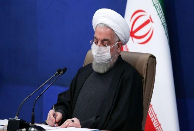 پیام دکتر روحانی به مناسبت پنجاهمین سالگرد برقراری روابط دیپلماتیک ایران و سنگال