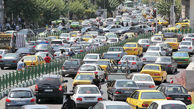 آخرین وضعیت ترافیکی شهر تهران