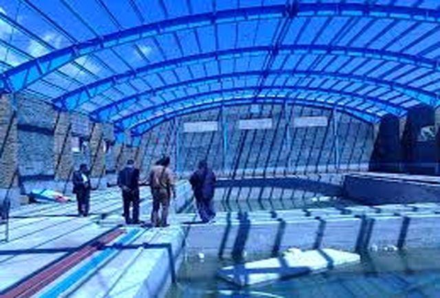 استخر شنای پلدختر مطالبه جدی مردم است /فقط یک میلیارد تومان برای تکمیل پروژه نیازاست