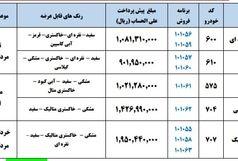 جزئیات طرح پیش فروش 5 محصول ایران خودرو اعلام شد - ویژه عید غدیر