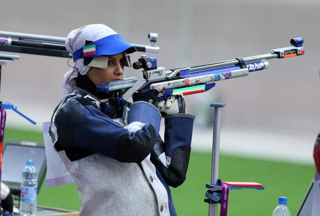 تبریک کمیته ملی المپیک به احمدی