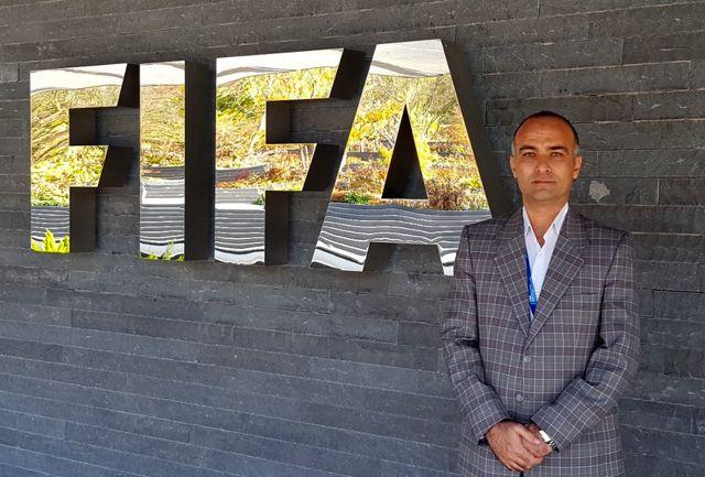 برگزاری نخستین سمینار حقوق فوتبال فیفا