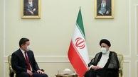 گسترش روابط ایران و قرقیزستان، دوستی دیرین دو کشور را تعمیق و تقویت می کند