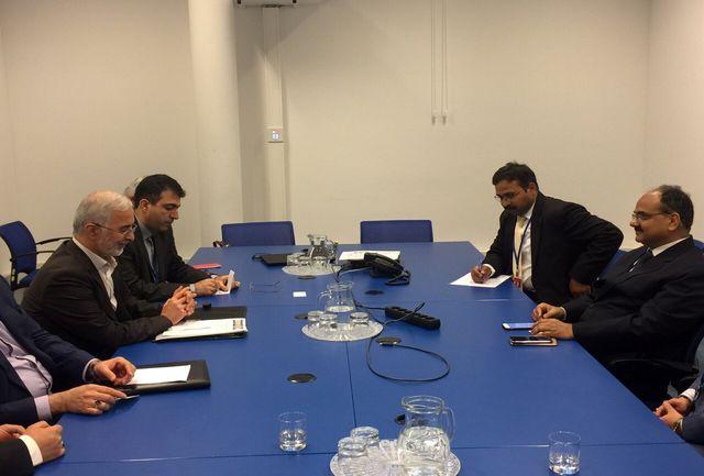 افزایش همکاریهای ایران و هند در حوزه مبارزه با مواد مخدر