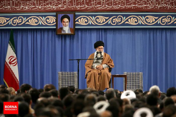 انتقاد و تذکر مهم رهبر انقلاب خطاب به ثبت نام کنندگان در انتخابات مجلس
