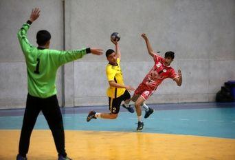 مسابقات هندبال قهرمانی نوجوانان باشگاه های کشور