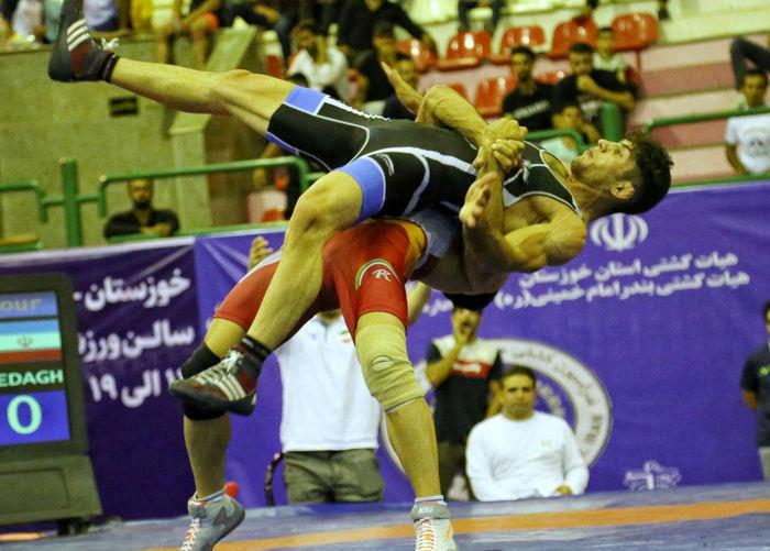 خوزستان بعنوان قهرمانی دست یافت/ نفرات و تیم های برتر مشخص شدند