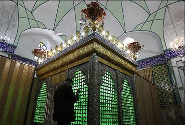 استانهای ایران چند امامزاده دارند؟
