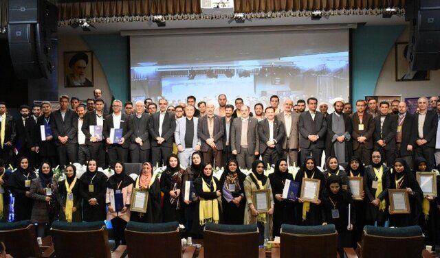 دانشجوی مرکز علمی کاربردی جهاددانشگاهی آذربایجان غربی، دانشجوی نمونه کشوری شد