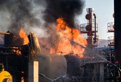 آتشسوزی در پتروشیمی بندر امام مهار شد