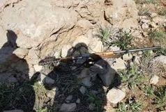 دستگیری شکارچیان غیر مجاز در دهلران
