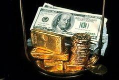 دلار وارد کانال 4500تومانی شد/ سکه کاهش یافت
