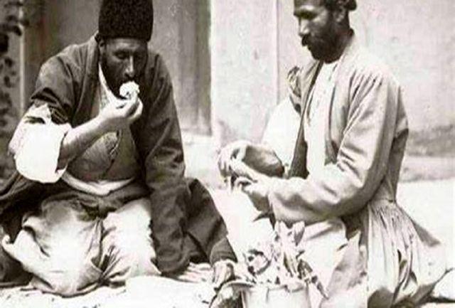 آداب و رسوم نماز عید فطر در طهران قدیم