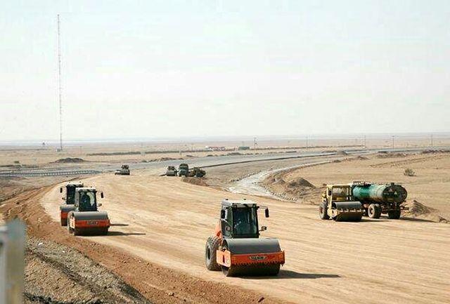 پروژه احداث جاده جدید سنندج-مریوان 95 درصد پیشرفت دارد