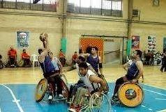 نایب قهرمانی مشهدیها در لیگ برتر بسکتبال با ویلچر