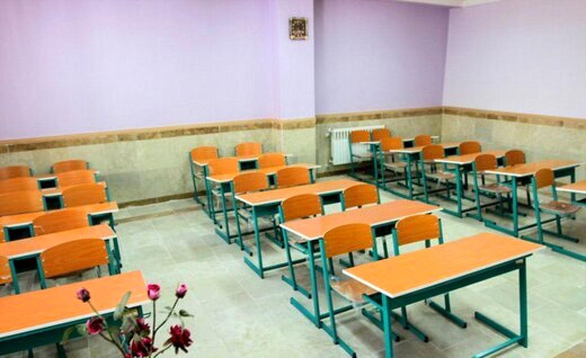 احداث مدرسه خیری ۳ کلاسه درشهرستان قصر قند