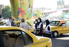 آغاز کمپین «کروما» با آموزش اصول بهداشتی به رانندگان تاکسی