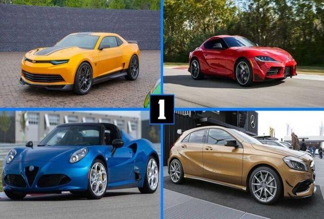 بهترین و بدترین رنگ های خودرو در معاملات چیست؟