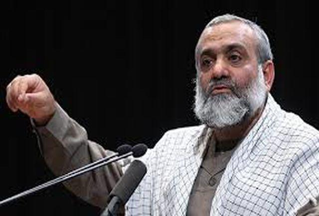 ملت ایران با دست خالی و بدون سلاح در جنگ پیروز شد