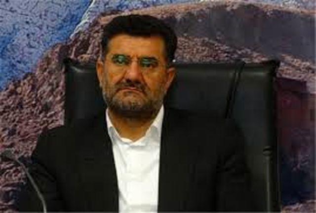 """""""اسدعبداللهی"""" به عنوان فرماندار خرم آباد معرفی شد"""