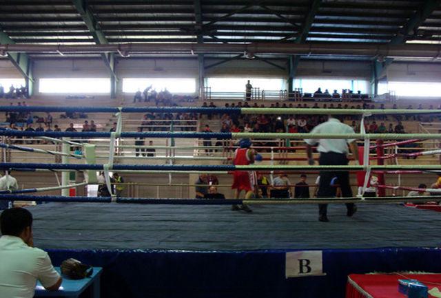 مسابقات بوکس قهرمانی نوجوانان کشور در ایلام آغاز شد