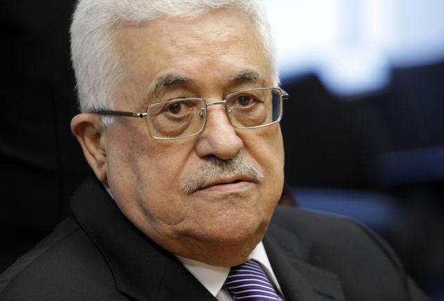 نشست محمود عباس با یک مقام امنیتی صهیونیست