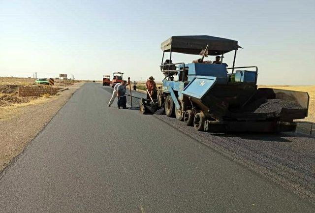 افتتاح و کلنگ زنی 14 پروژه راهداری در هفته دولت