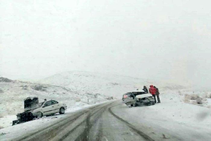 برف و سرما تا روز سه شنبه در استان اردبیل