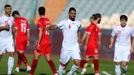 زوج محبوب گلمحمدی در خط دفاع تیم ملی