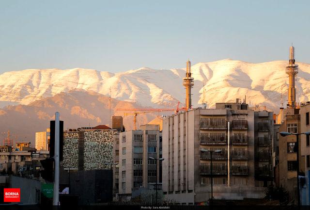 هوای کلان شهرهای کشور پاک شد