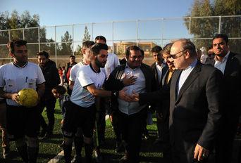 سفر وزیر ورزش و جوانان به یزد
