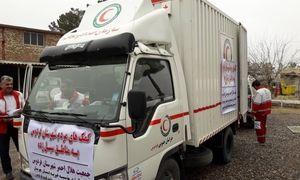 پنجمین محموله کمک های امدادی استان به منطقه سیل زده سیستان