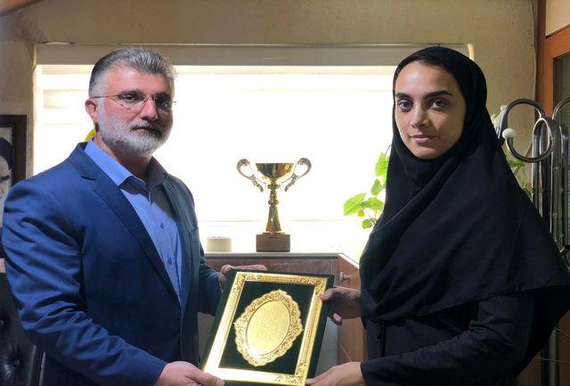 نائب رییس هیات ورزشهای همگانی استان گیلان منصوب شد