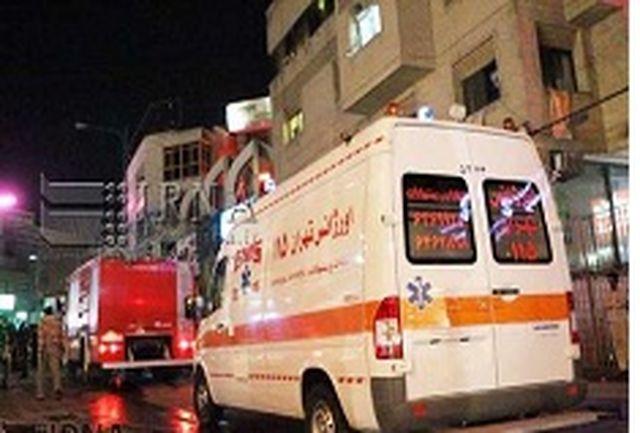 فوری/ انفجار منزل مسکونی درخیابان اردستانی تهران