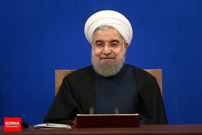 دستور روحانی برای آغاز رفت و آمد آزمایشی از بزرگراه تهران -شمال