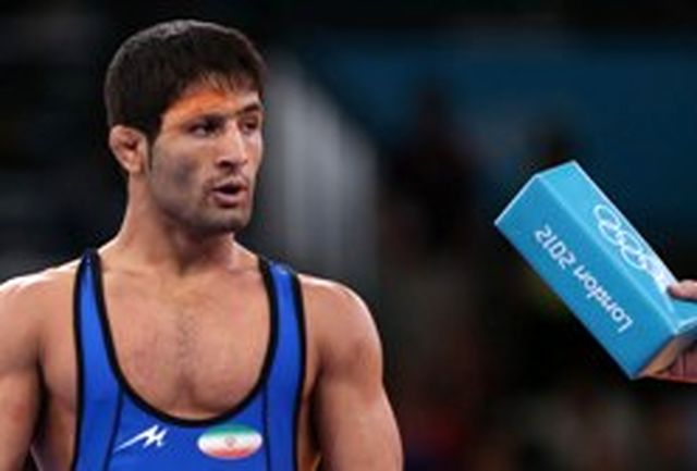 فرنگی کار المپیکی ایران تصادف کرد