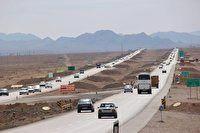 وضعیت عادی تردد در جاده های سمنان