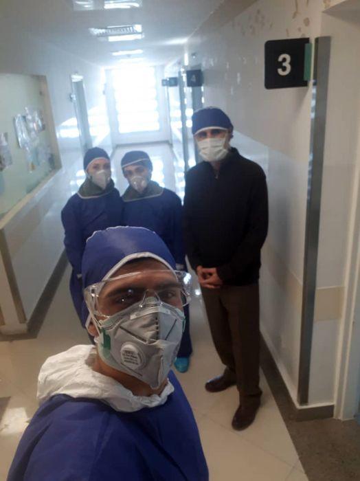 پزشک گیلانی کرونا را شکست داد