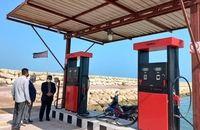 شروع به کار نخستین پمپ بنزین ساحلی کشور با ورود دستگاه قضایی