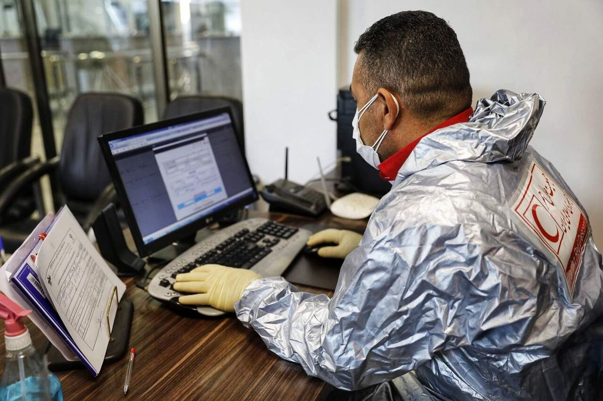 پایش بیش از ۴۴۷ هزار نفر در مرزهای کشور/ ۶۳ هزار تست فوری انجام شد