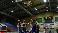 ویزای لیگ برتر بسکتبال در دستان بلند قامتان نبوغ اراک