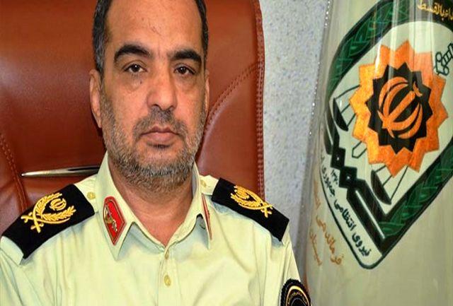 عاملان تعرض به ماموران انتظامی زاهدان دستگیر شدند