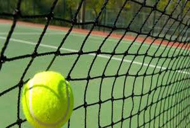 برگزاری مسابقات تنیس پسران قهرمانی آذربایجان غربی در ارومیه