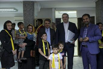 حضور « سید فرید موسوی» در خبرگزاری برنا