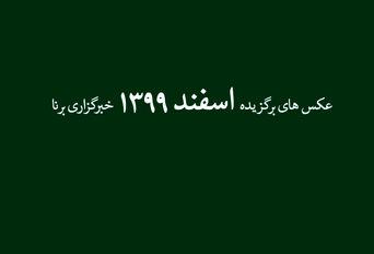 عکس های برگزیده اسفند ۱۳۹۹ خبرگزاری برنا