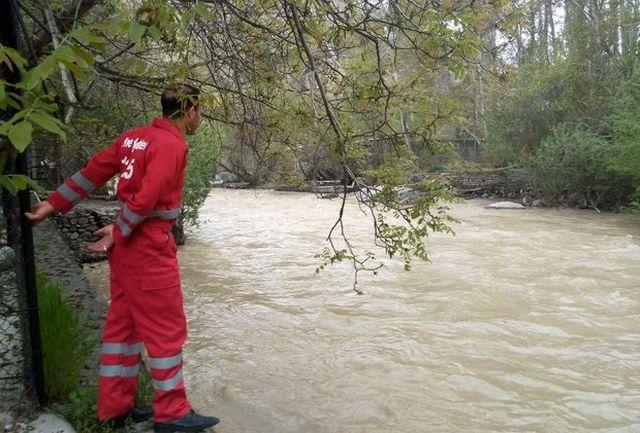جسد دختربچه غرق شده در رودخانه کرج پیدا شد