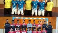 حضور تیم های هندبال خوزستان در فینال و رده بندی نوجوانان کشور
