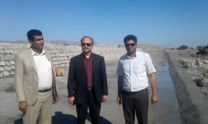پروژههای آبخیزداری شهرستان فاریاب مانع از مهاجرت روستاییان است